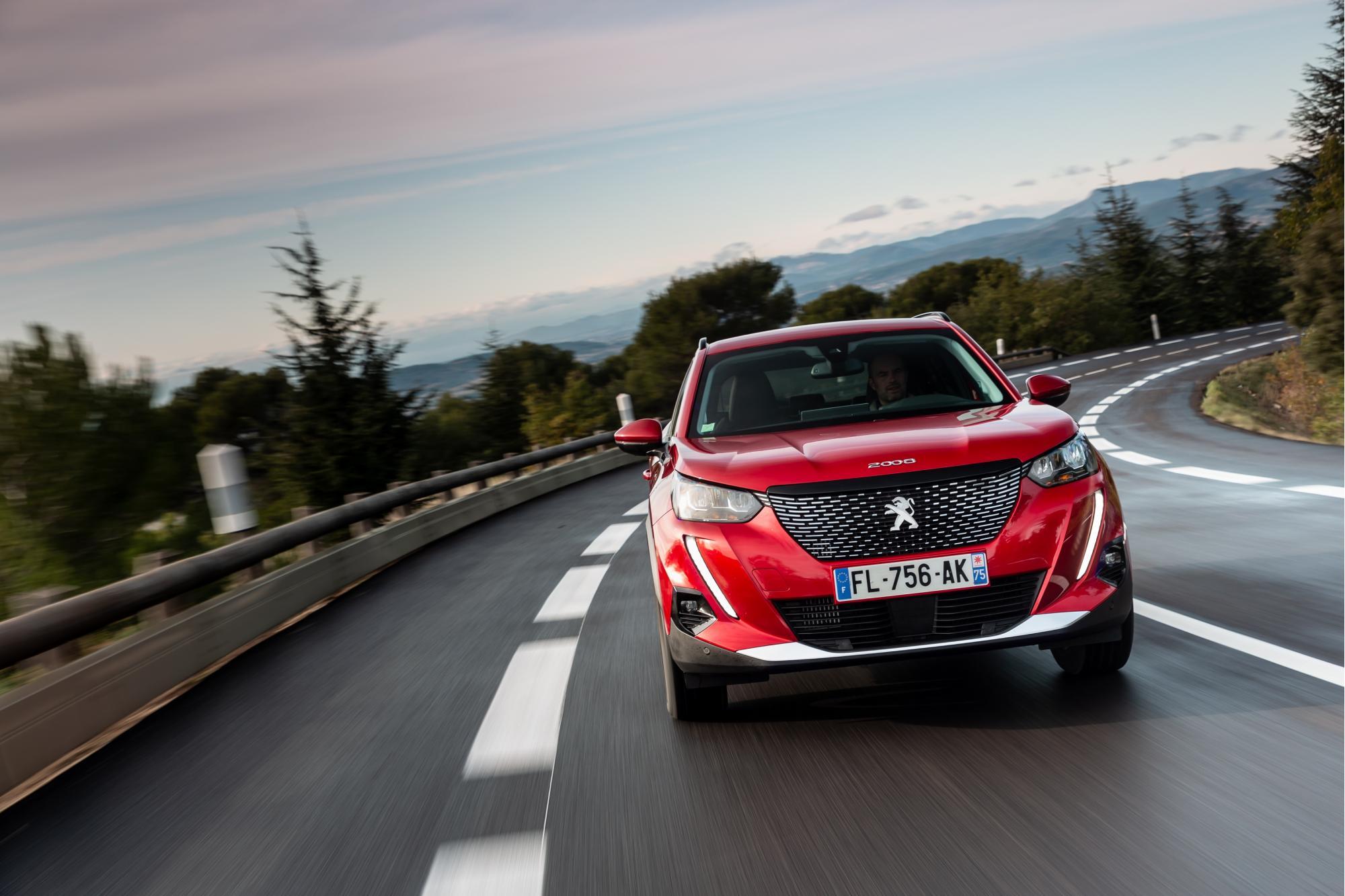 Διάκριση για το νέο Peugeot 2008!