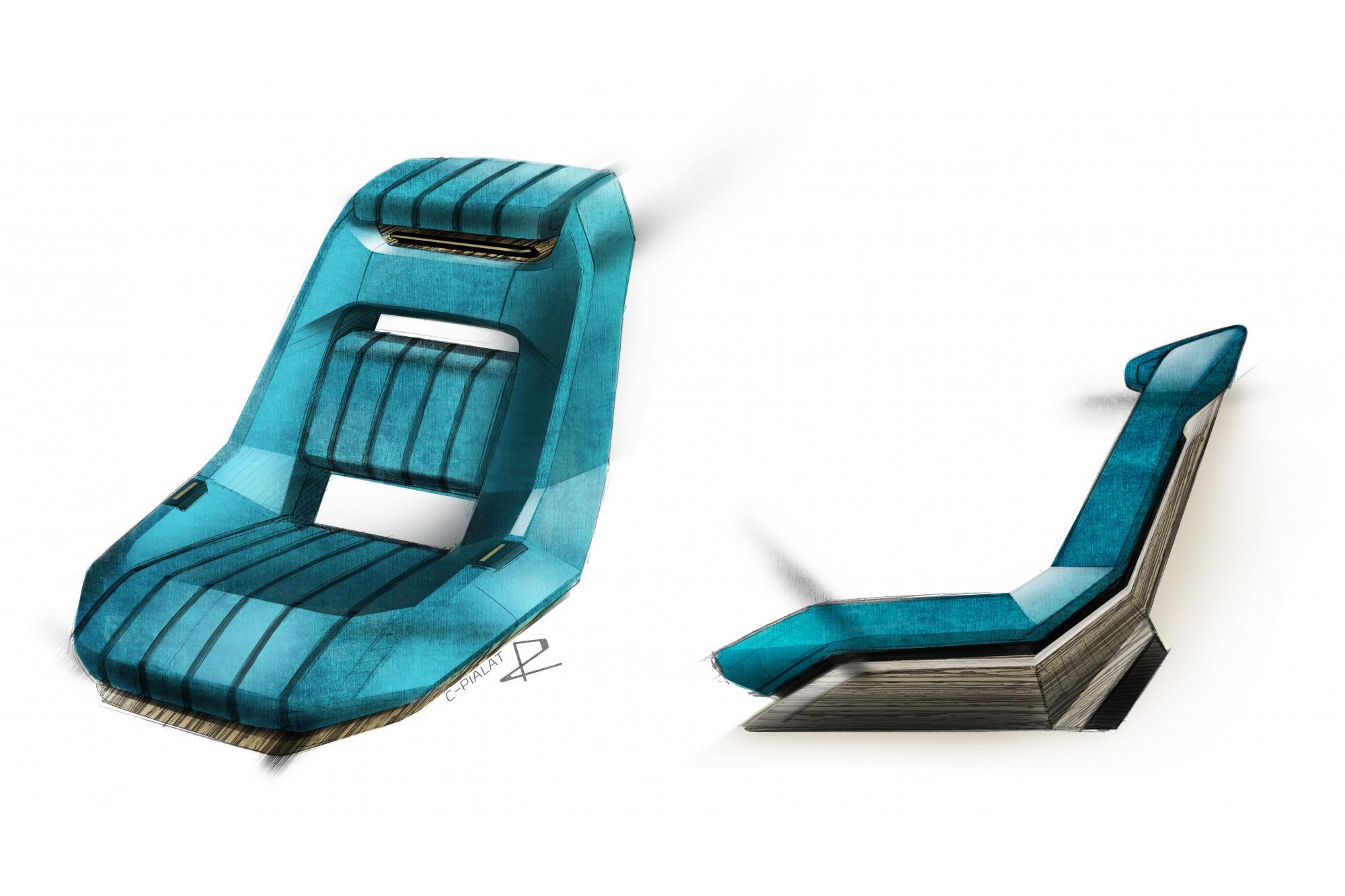 Καθίσματα Peugeot: ένα πρελούδιο τεχνολογίας!