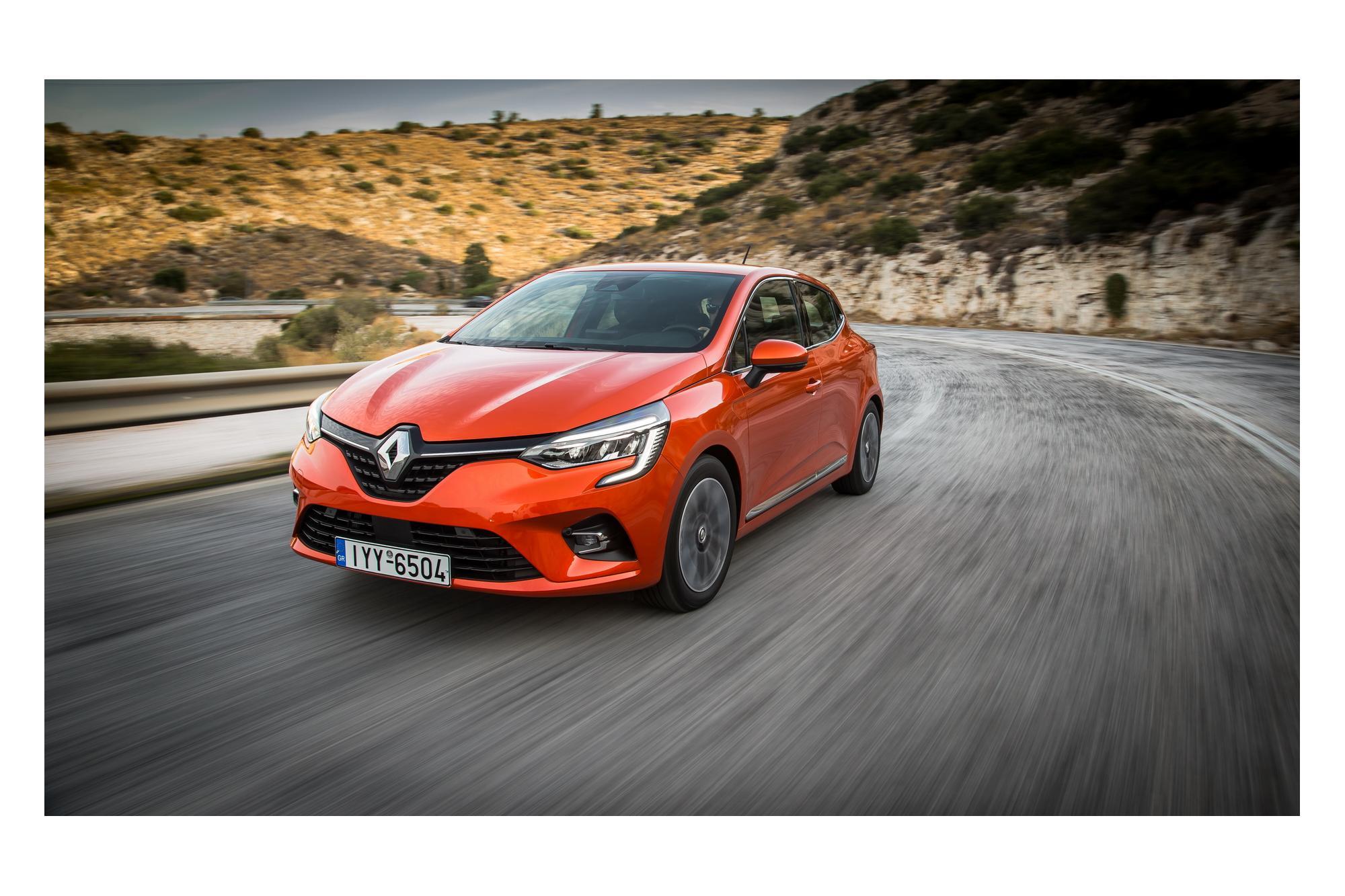 Tο νέο Renault Clio με double bonus