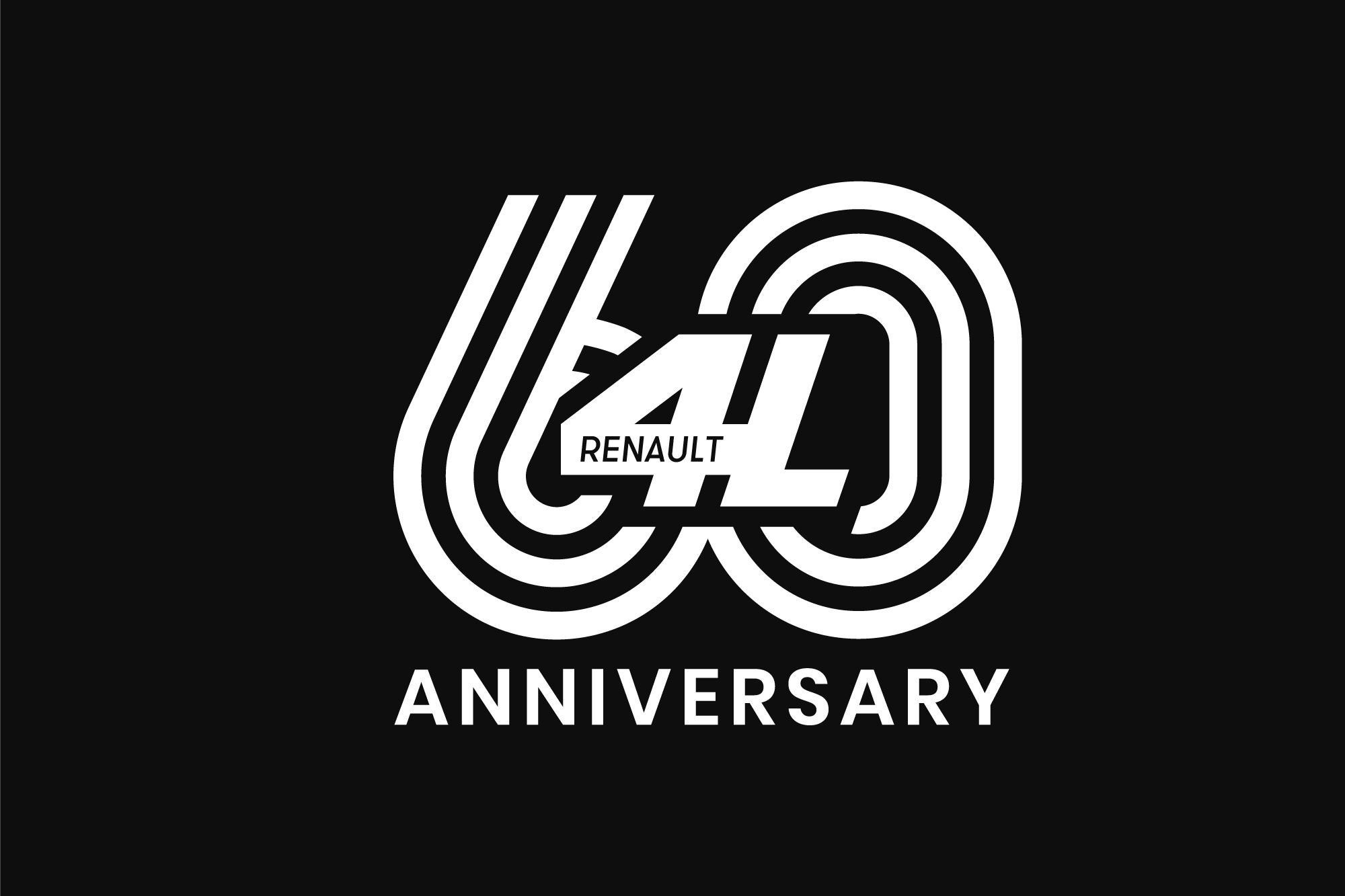 Η Renault γιορτάζει τα 60α γενέθλια ενός θρύλου