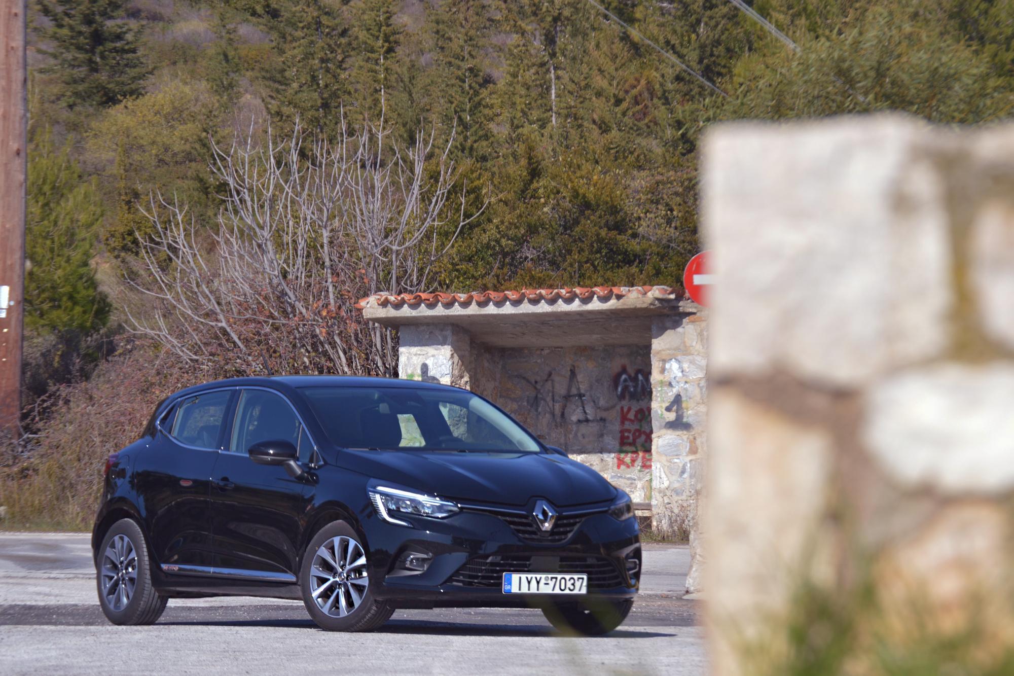 Το Renault CLIO 1ο σε πωλήσεις  στην Ελλάδα τον Αύγουστο