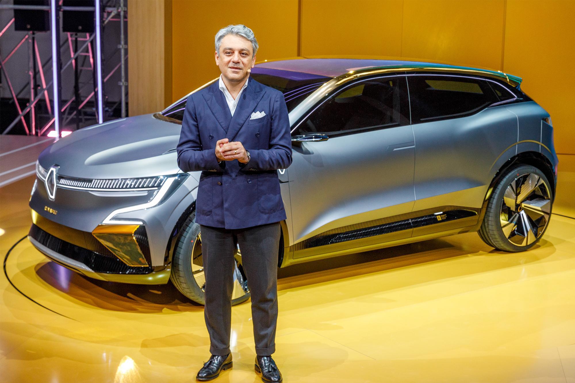 Αναβίωση κλασικών μοντέλων της Renault, ως ηλεκτρικά;