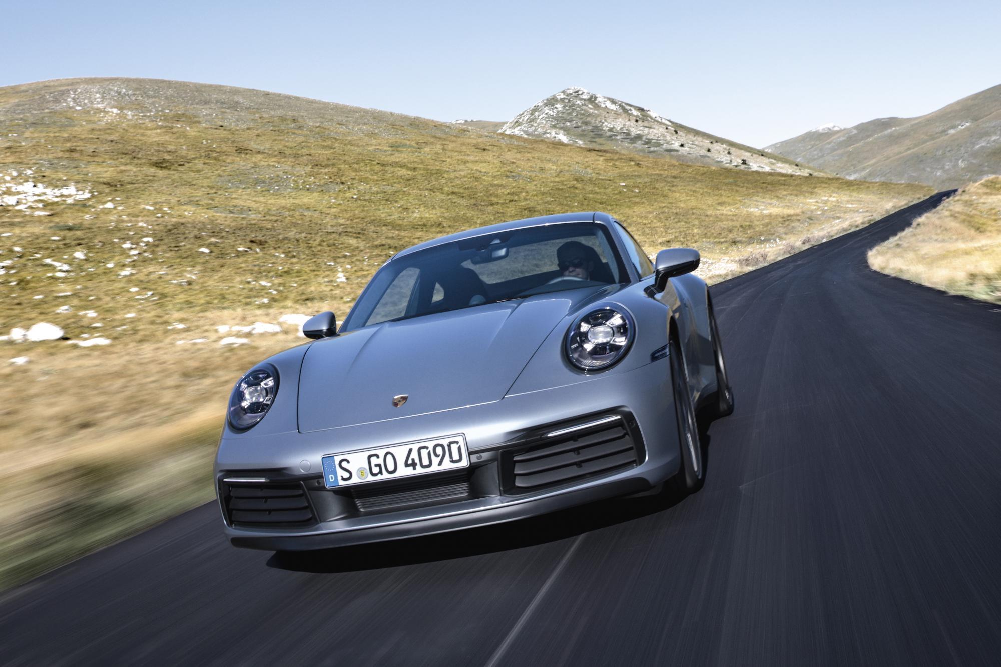 Ποιο μοντέλο της Porsche είναι το best seller της;