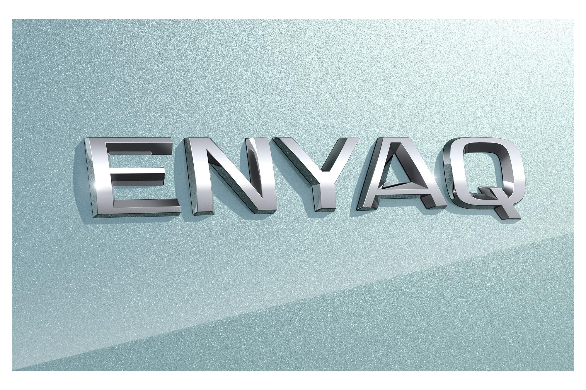 Η Skoda αποκαλύπτει το Enyaq