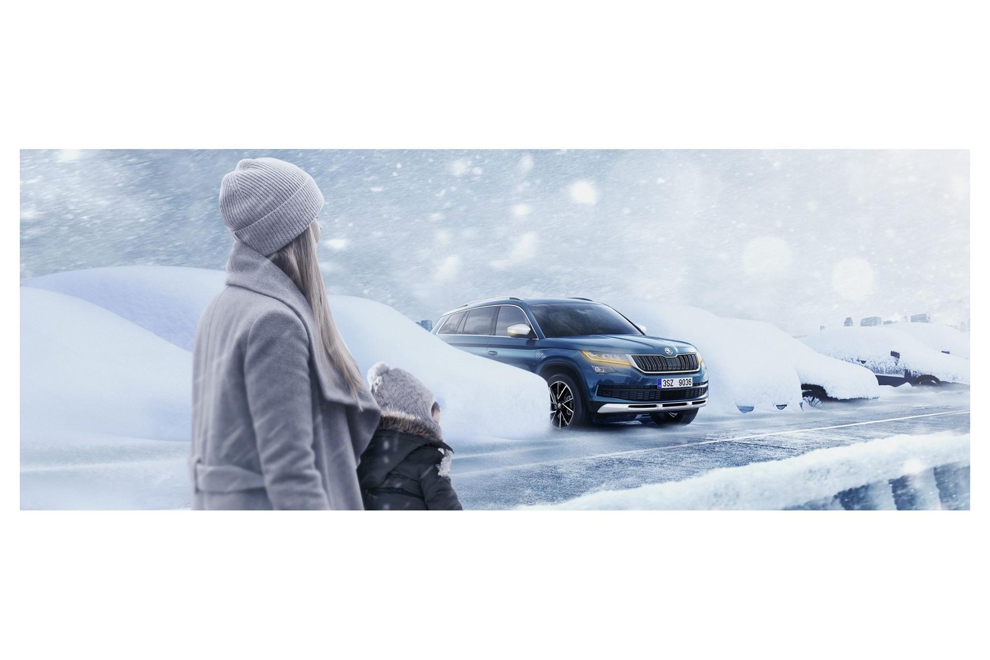 Ασφαλής οδήγηση και το χειμώνα - Ο παγκόσμιος πρωταθλητής ράλι Jan Kopecky συμβουλεύει!