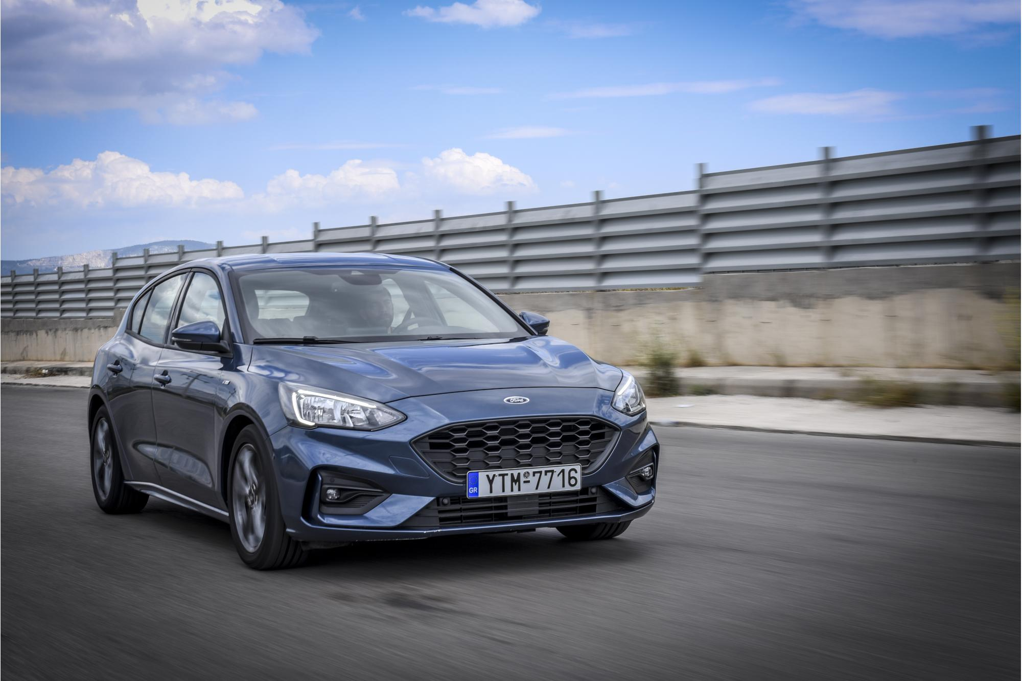 Ford Focus ST-Line 1.5EcoBoost 150Ps