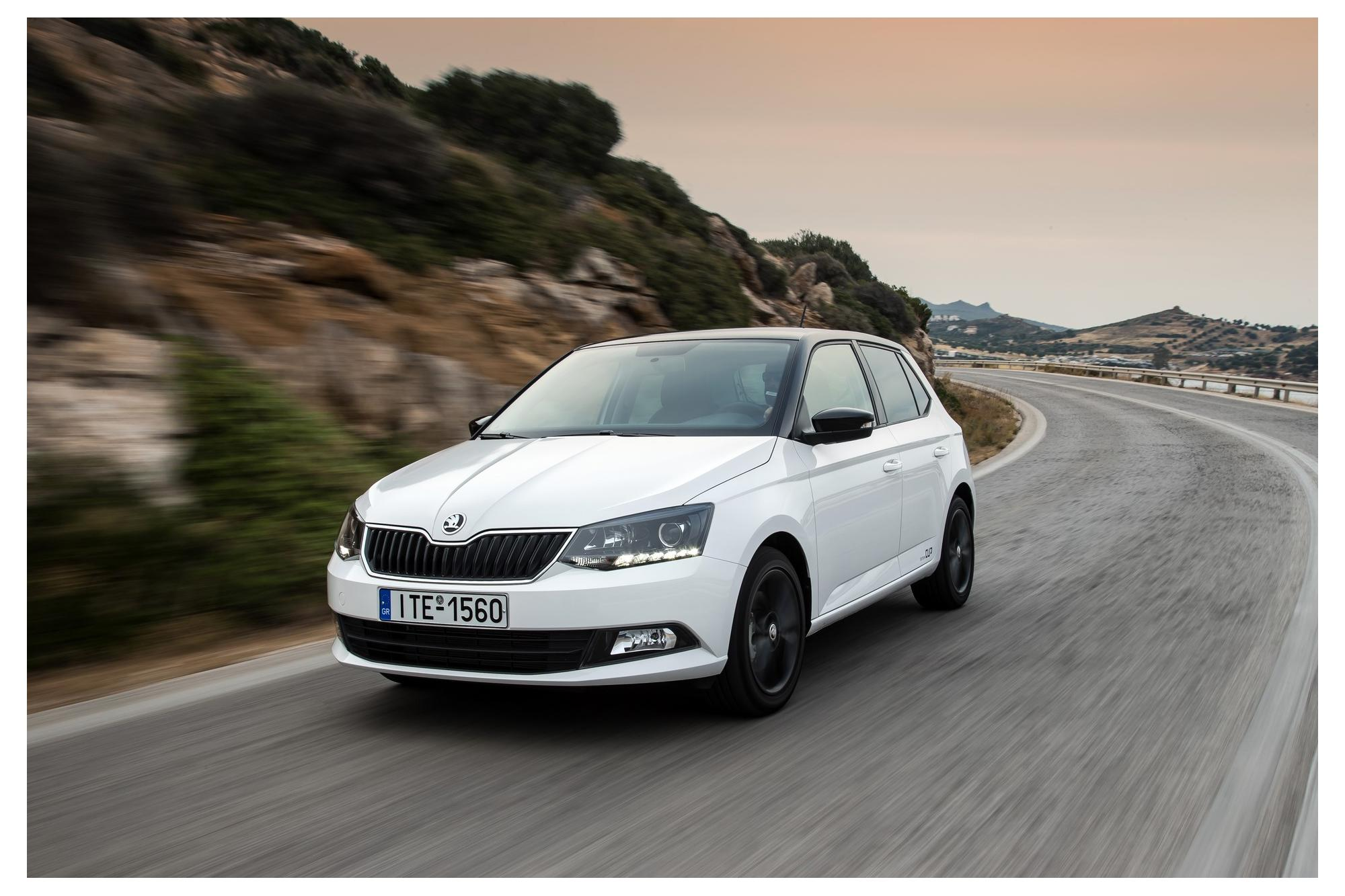 Skoda Fabia Cup Edition 1.0TSI 110Ps