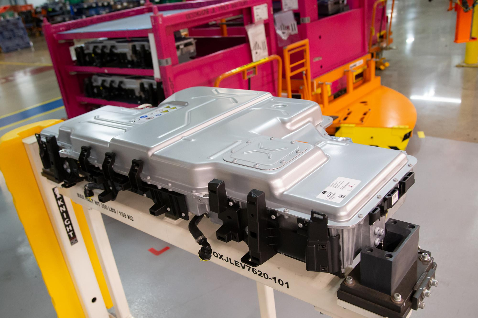Εργοστάσιο κατασκευής μπαταριών από την Stellantis