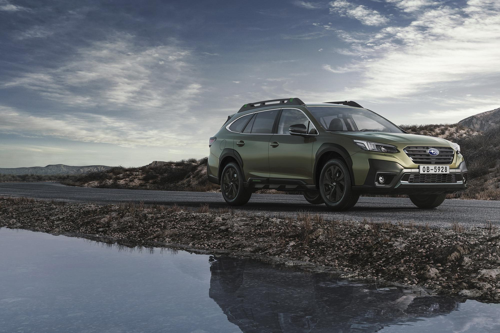 Το Subaru Outback έρχεται στην Ευρώπη!