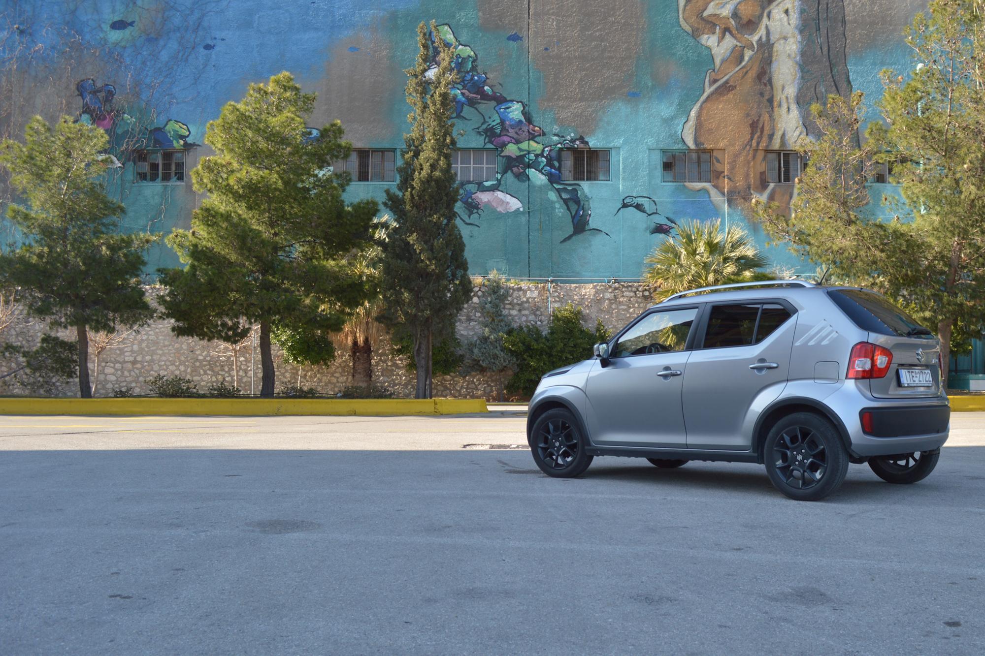 Suzuki Ignis 1.2 AllGrip Hybrid 90Ps