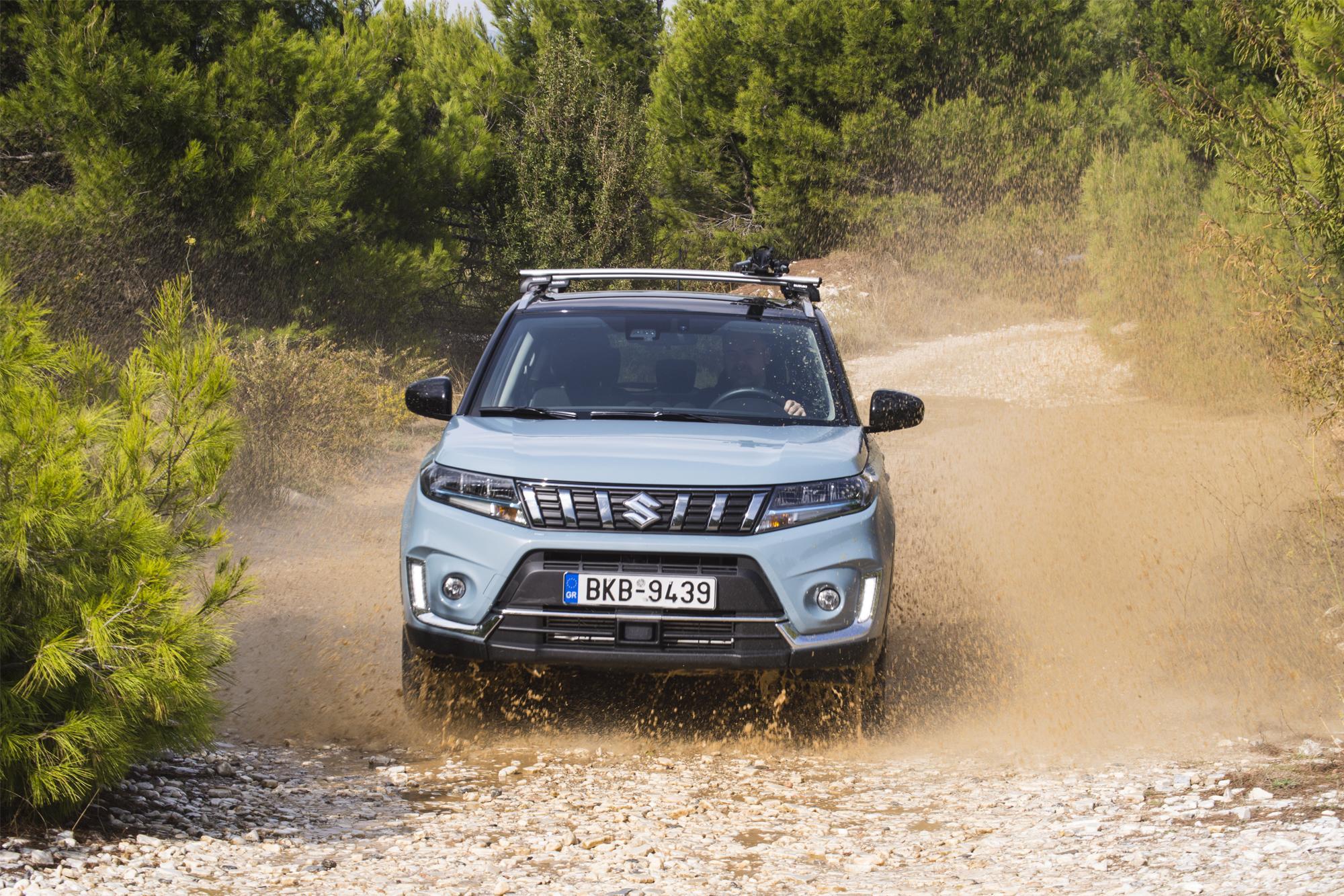 Ανάκληση Suzuki Vitara και SX4 S-Cross στην Ελλάδα