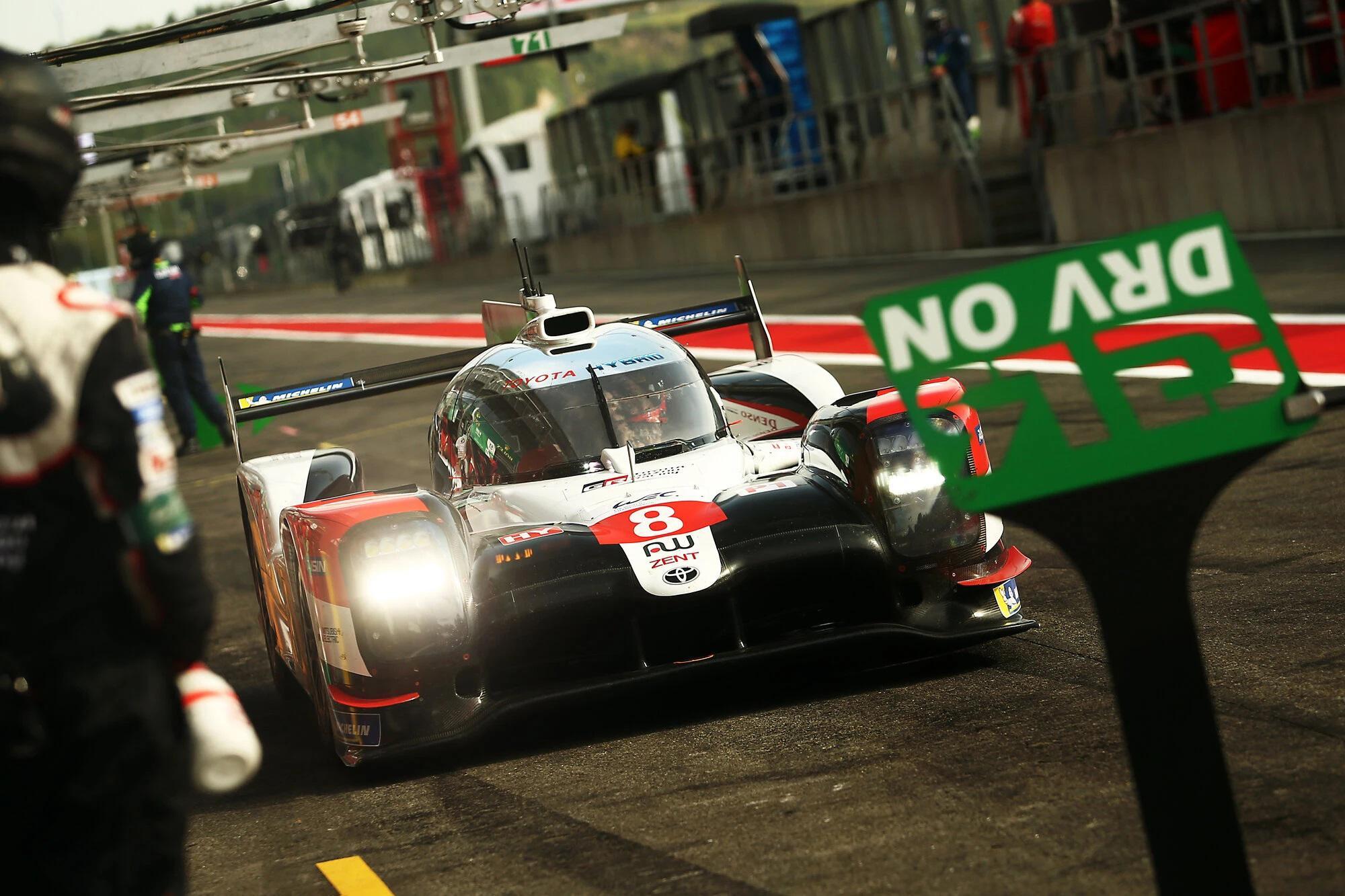 Hat-trick της Toyota στο Le Mans!