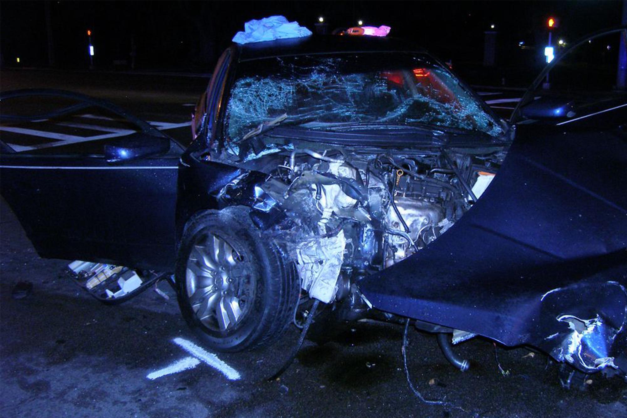 Αύξηση στα τροχαία ατυχήματα κατά 140% τον Απρίλιο