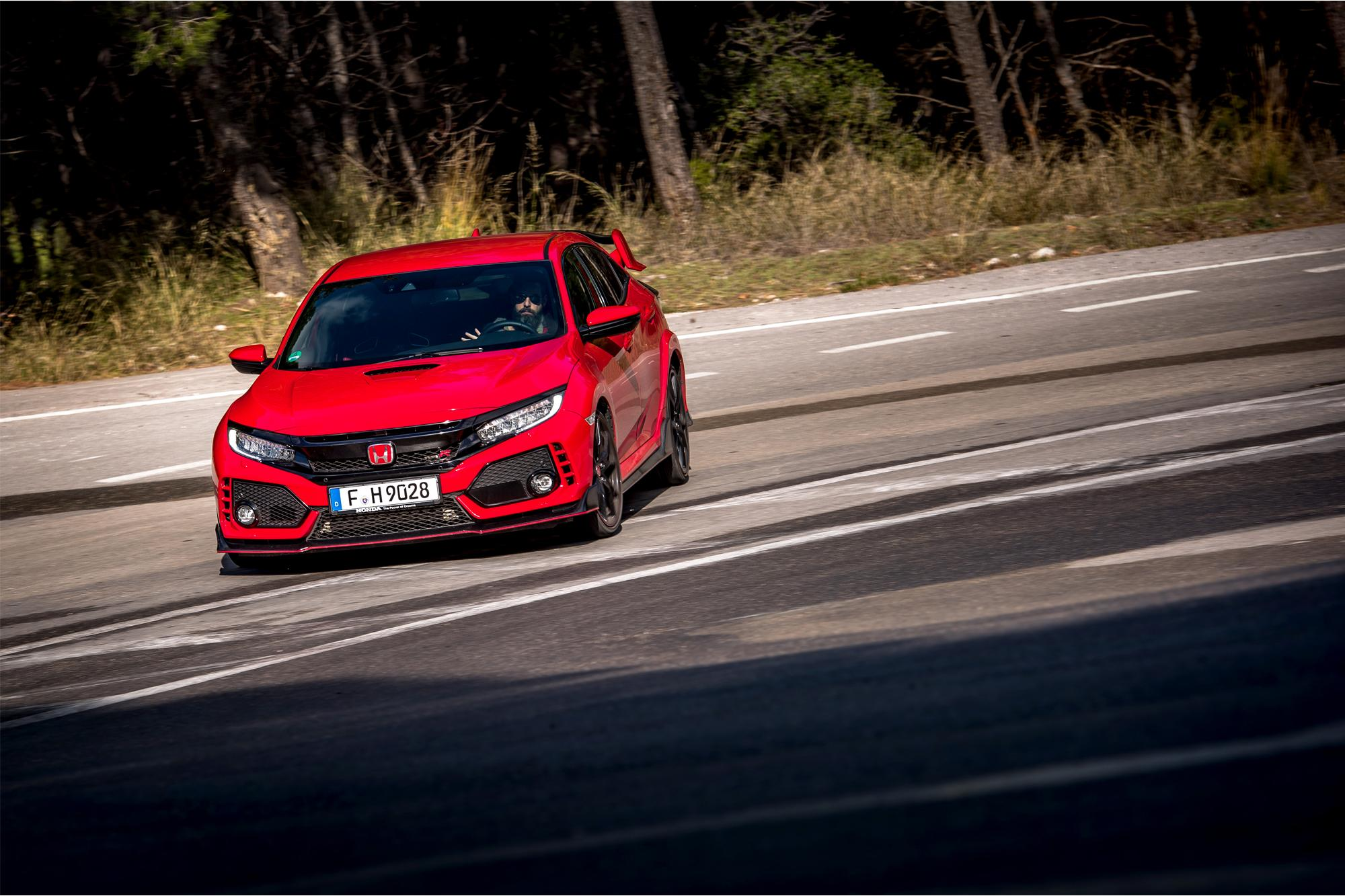 Honda Civic Type R FK8 320Ps