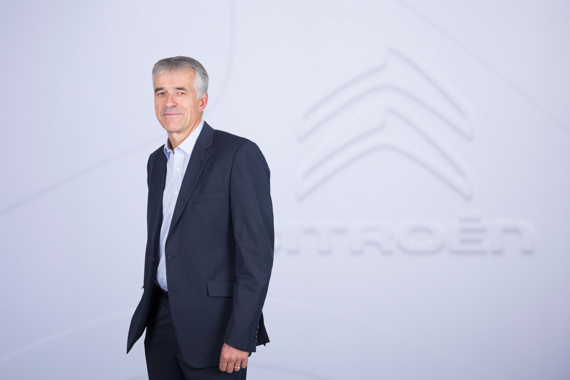 Νέος CEO για την Citroen
