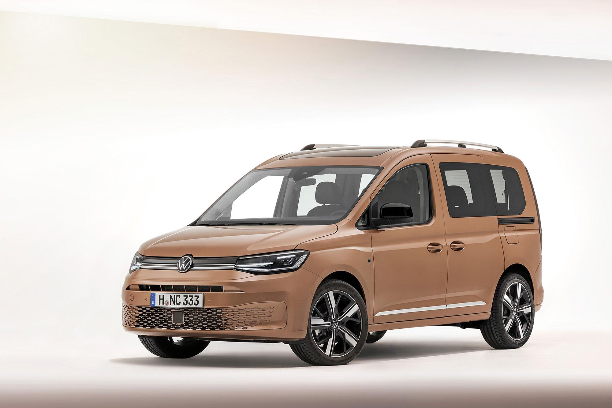 Νέο Volkswagen Caddy 5
