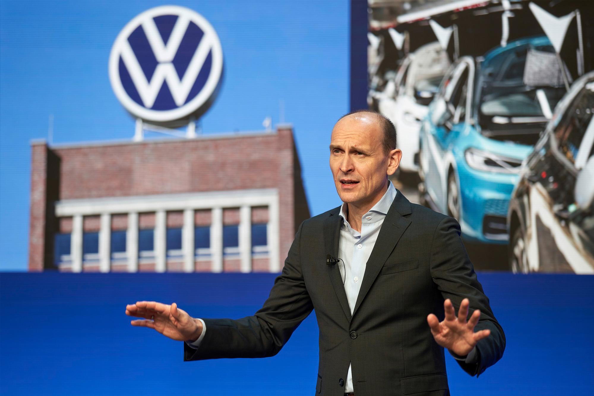 Η Volkswagen κυρίαρχη στην ηλεκτροκίνηση το 2021