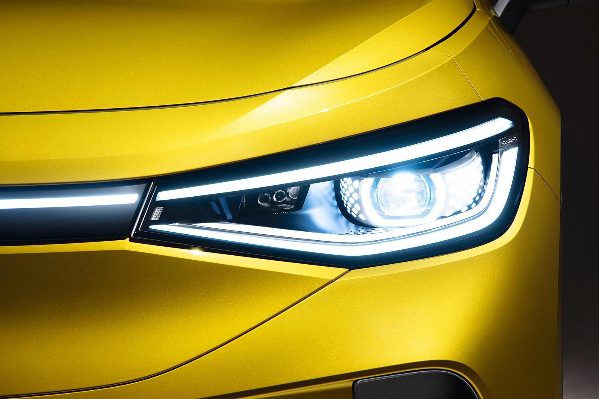 «Το φως είναι το χρώμιο του 21ου αιώνα»: Τα φώτα στα νέα ID.3 και ID.4