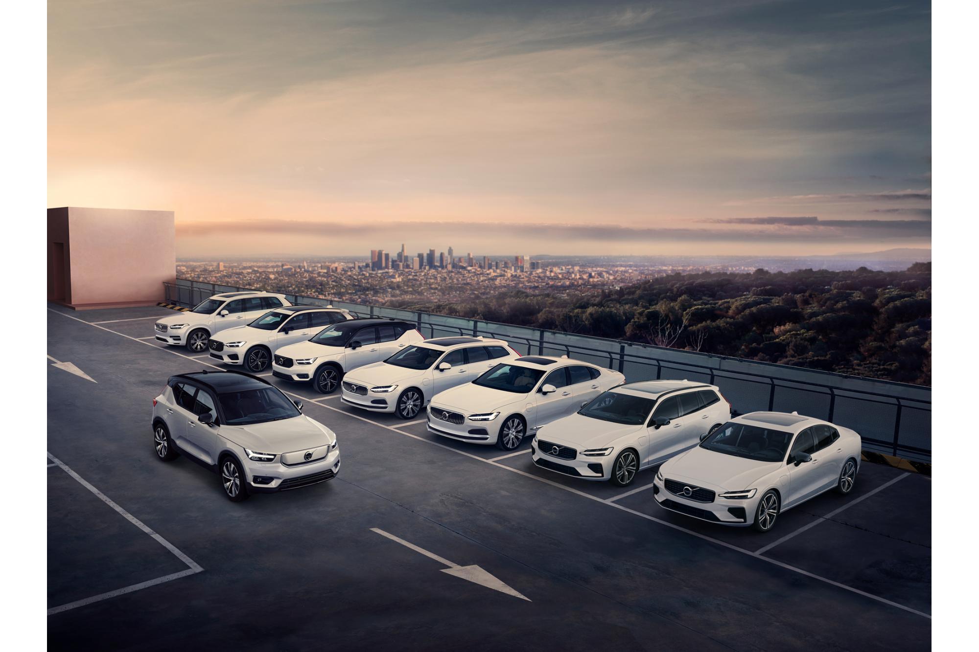Ανάκαμψη για την Volvo Car Hellas