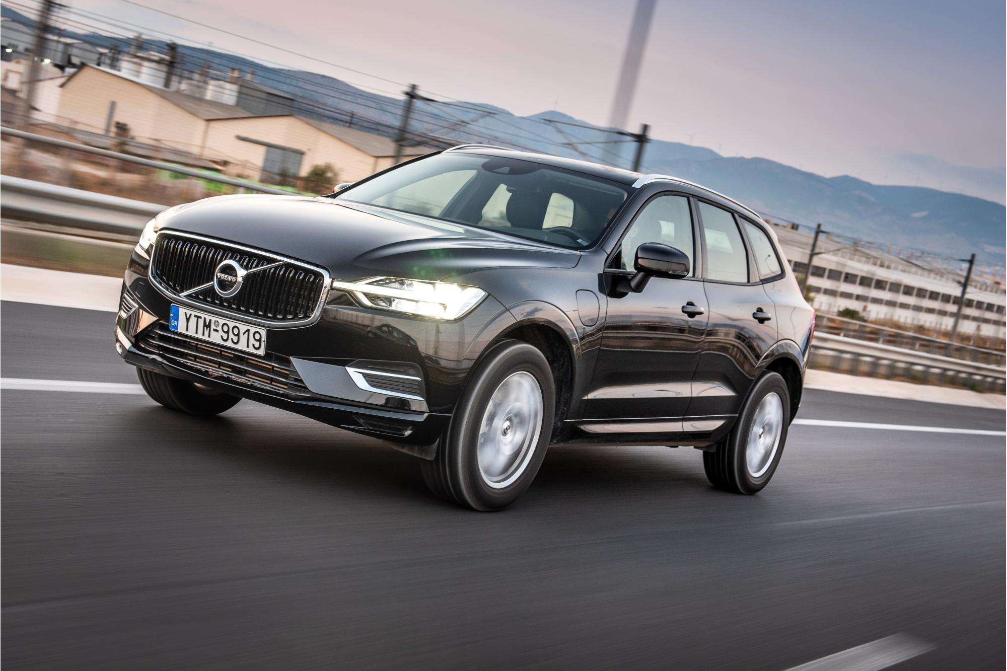 Volvo XC60 T8 407Ps & D5 235Ps