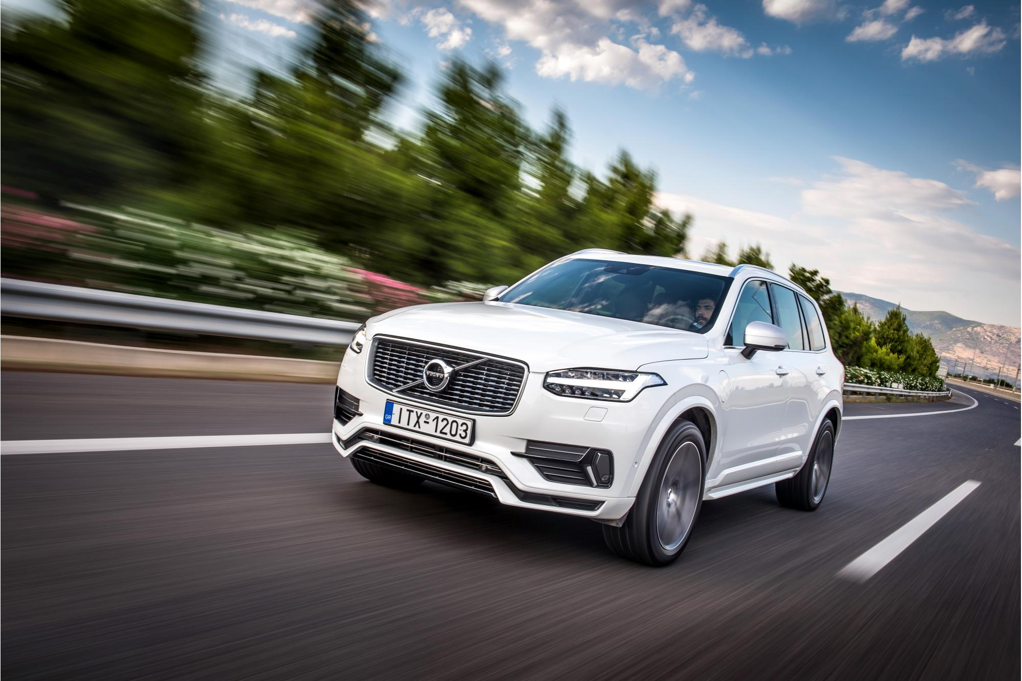 Volvo XC90 T8 AWD PHEV Geartronic R-Design 407Ps
