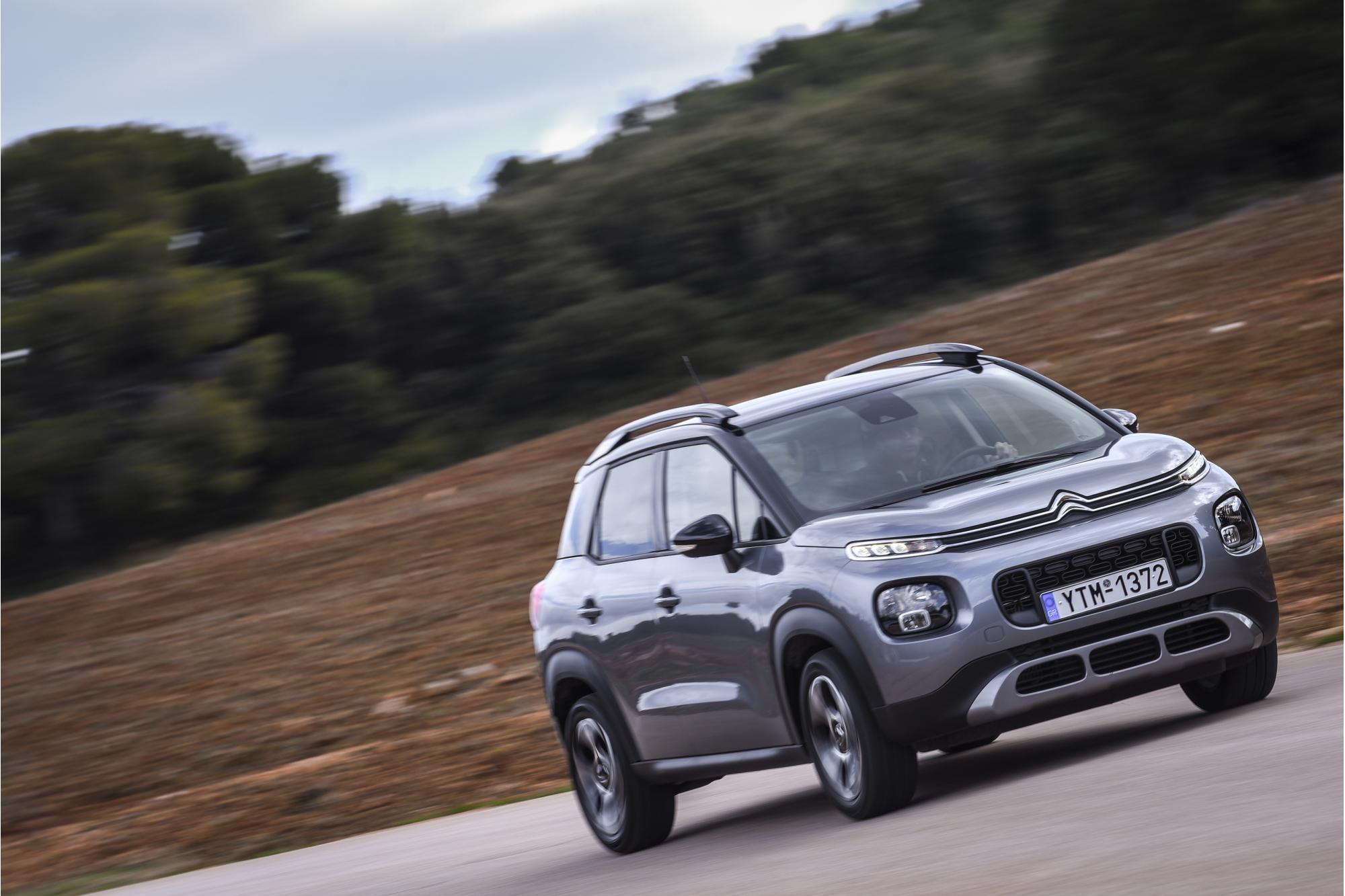 Citroen C3 Aircross 1.2 PureTech 110Ps