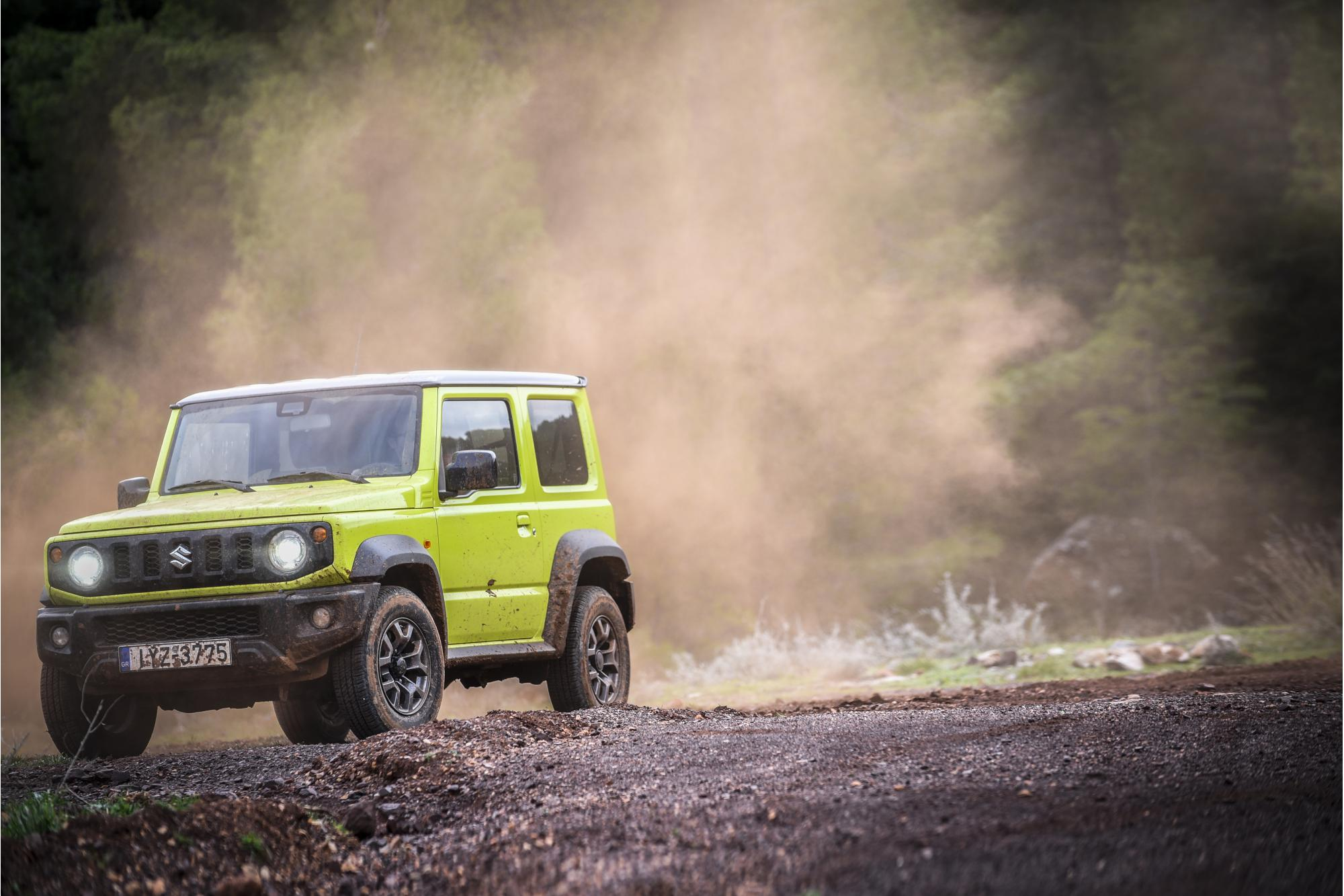 Suzuki Jimny 1.5 GLX 4WD AllGrip 105Ps