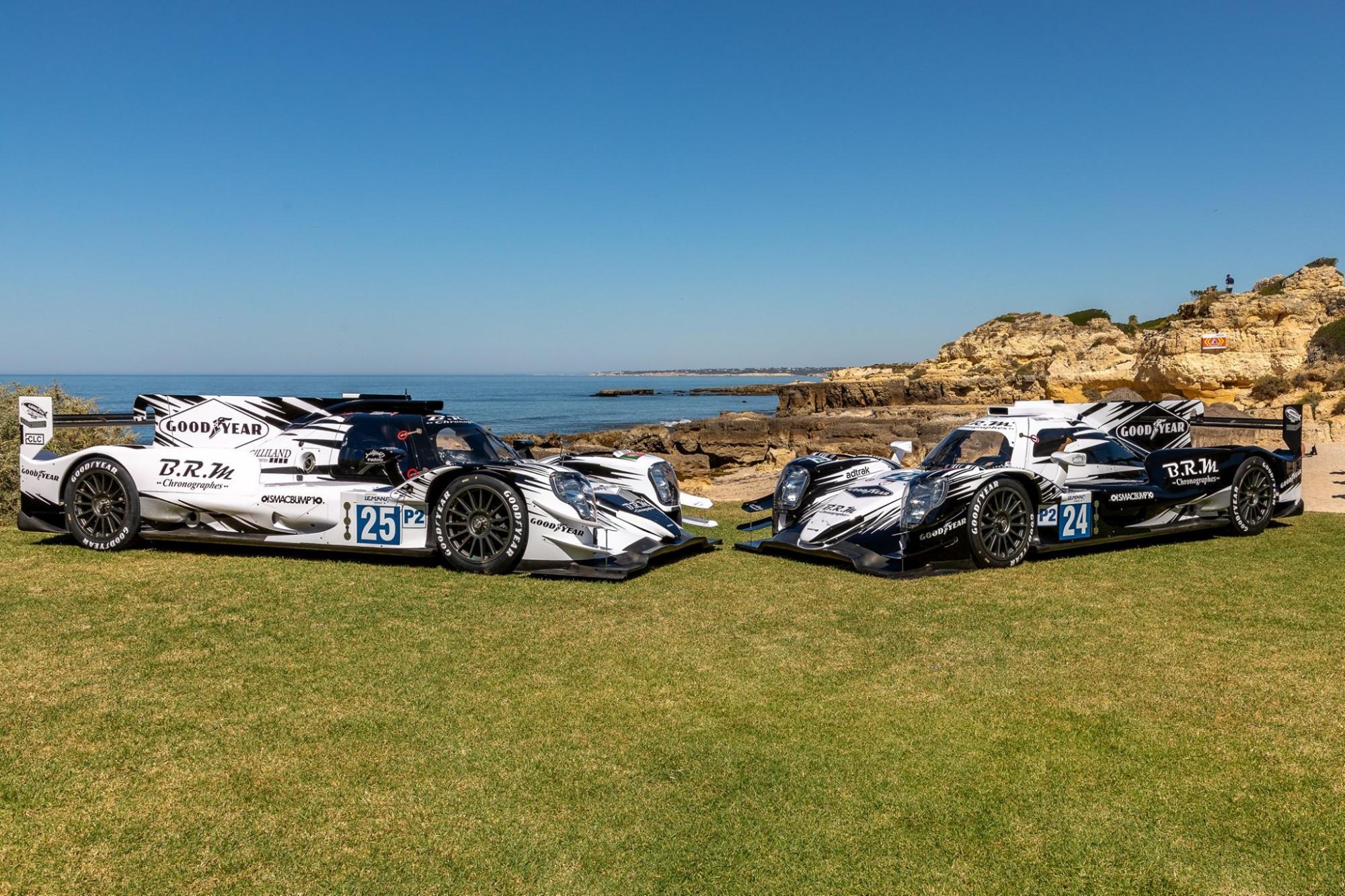 Goodyear, Pro Racing και B.R.M.