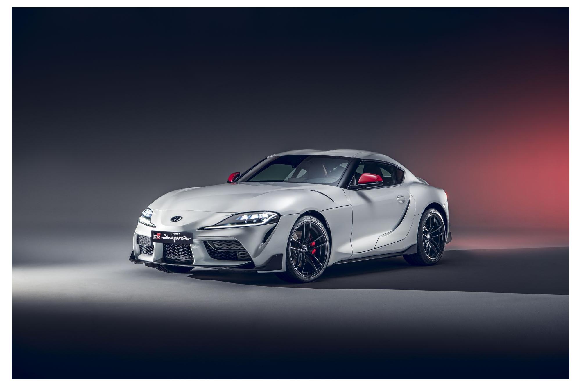 Έρχεται Toyota Supra 2.0lt!