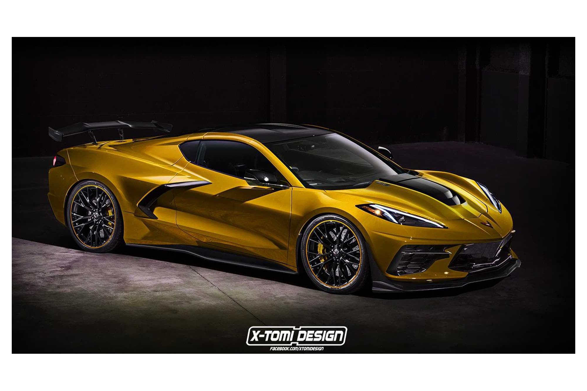 Corvette Zora, μια ζόρικη έκδοση