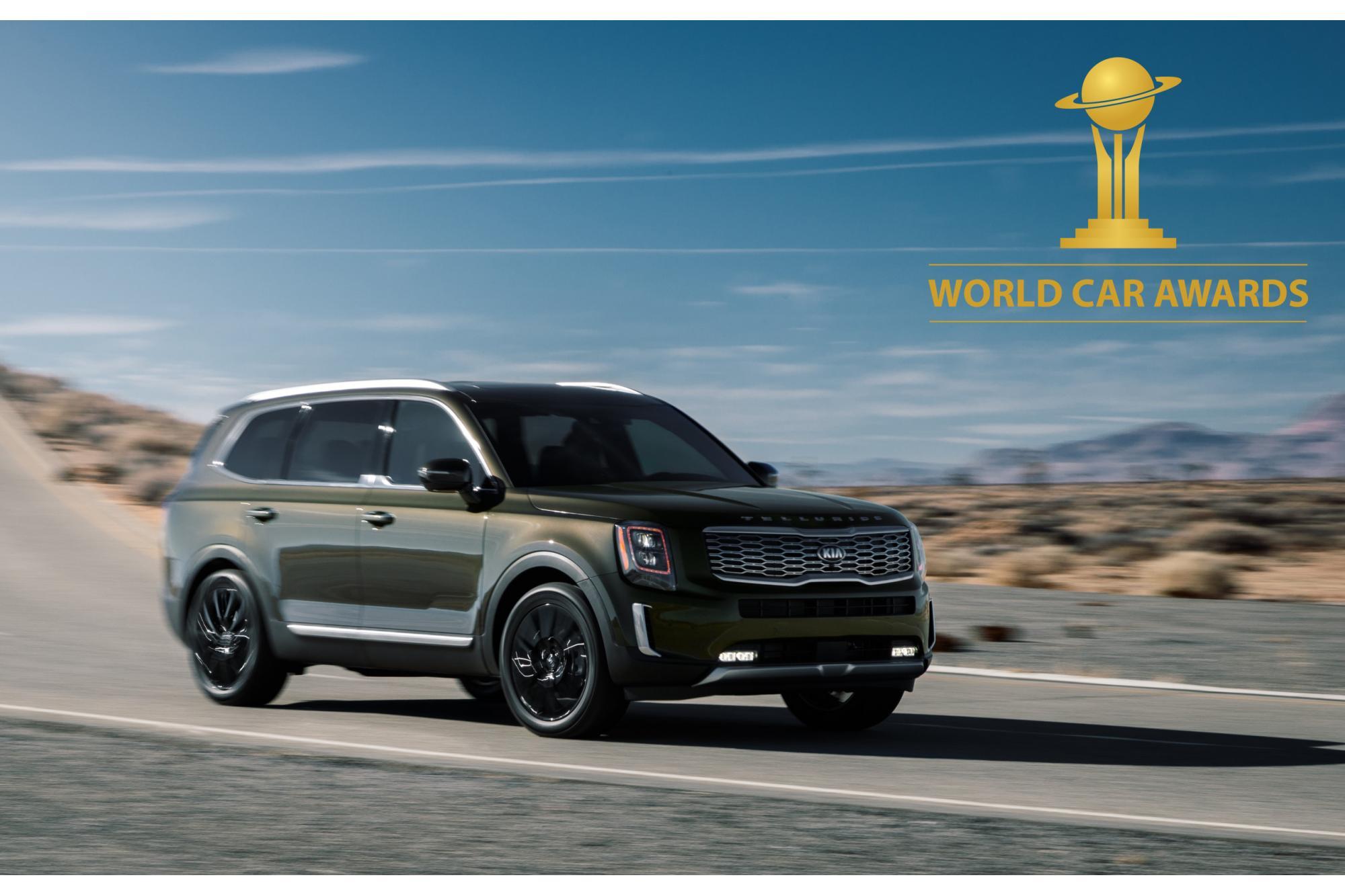 Τα Kia Soul EV και Telluride κατέκτησαν τα World Car Awards 2020