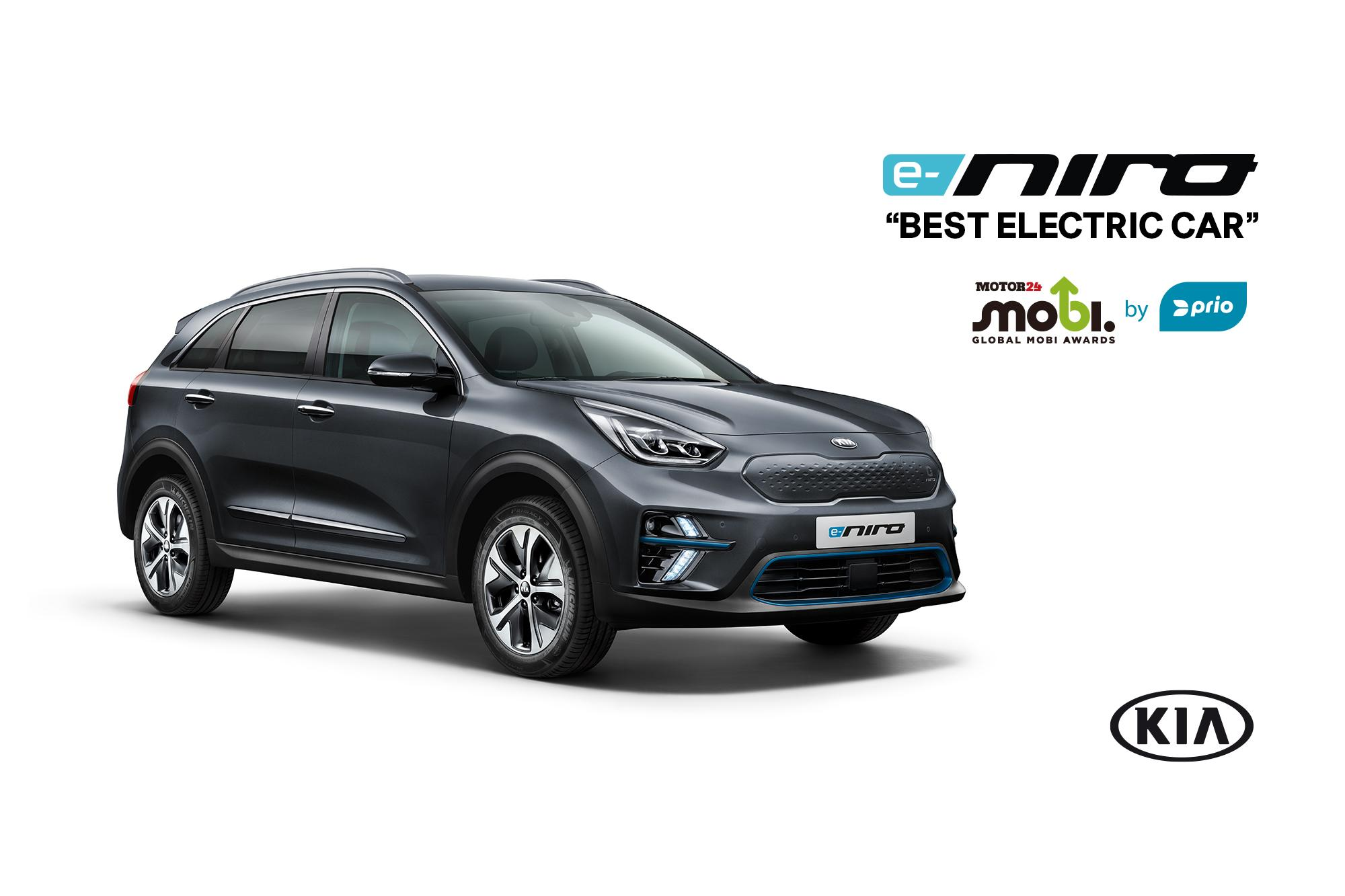 KIA e-Niro και Global Mobi Awards