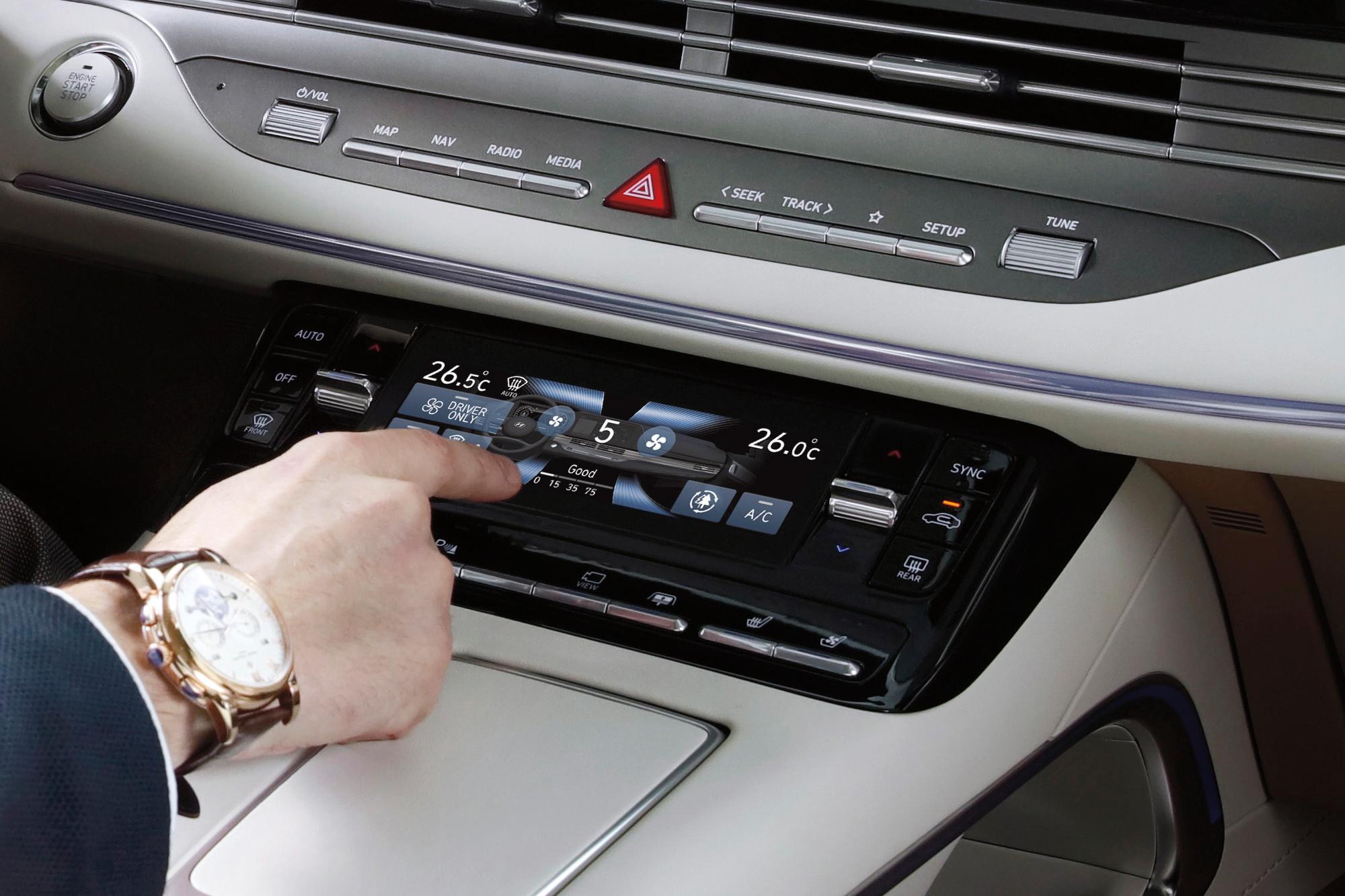 Καθαρότερος αέρας στα Hyundai
