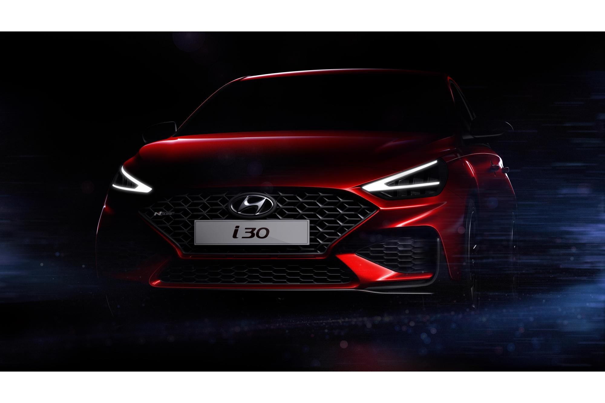 Αποκαλύπτεται το νέο Hyundai i30!