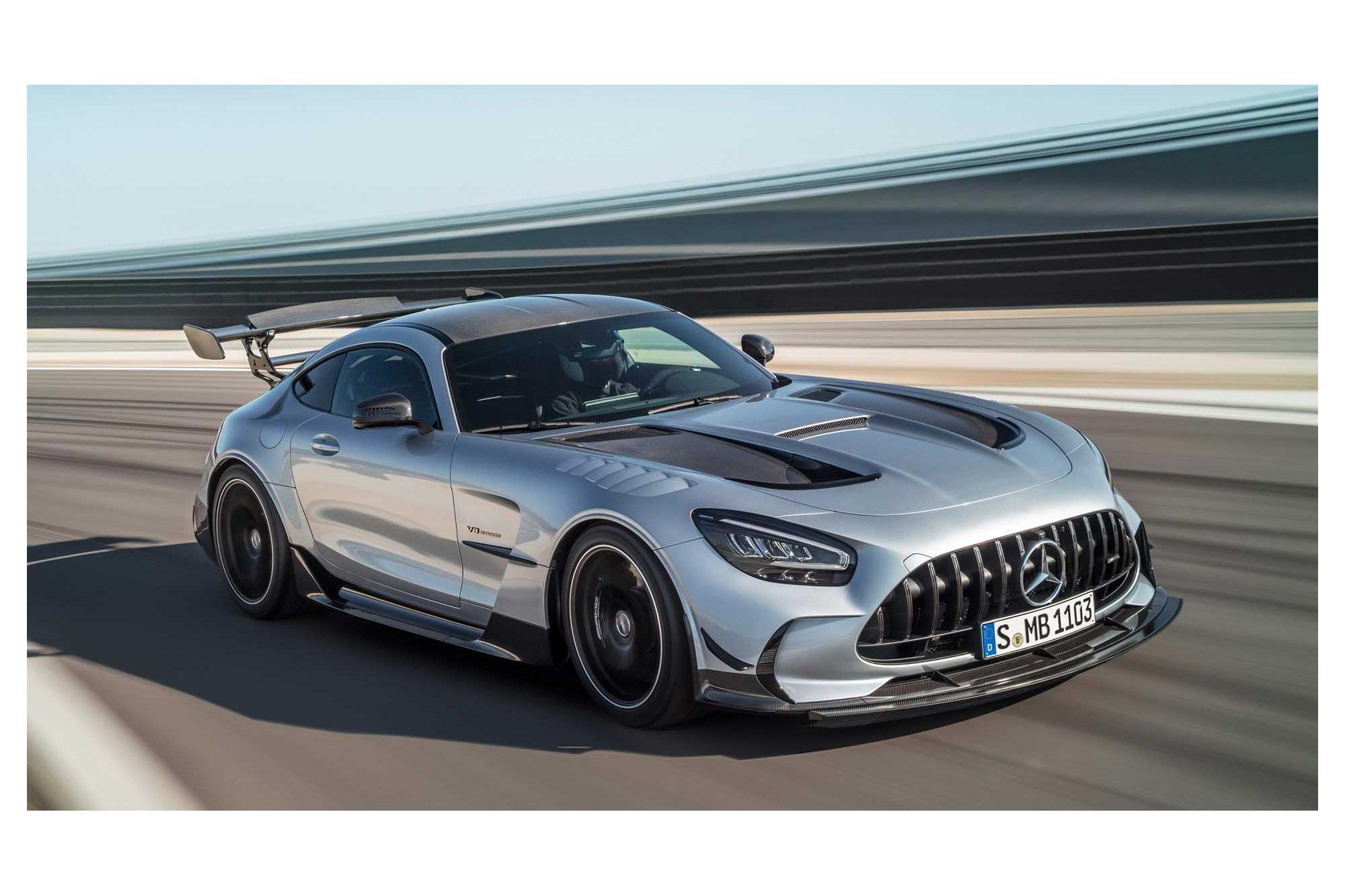 Mercedes-Benz AMG GT Black Series MY21