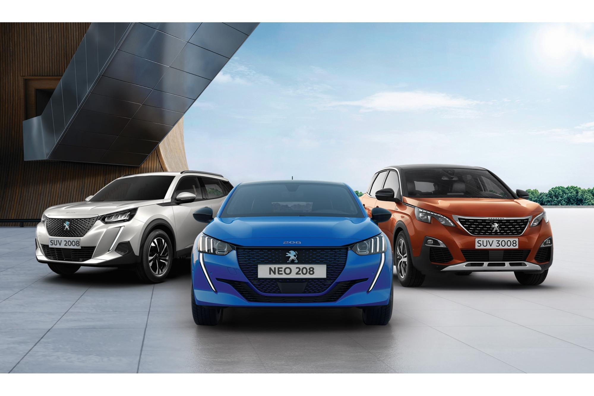 Peugeot summer sales!