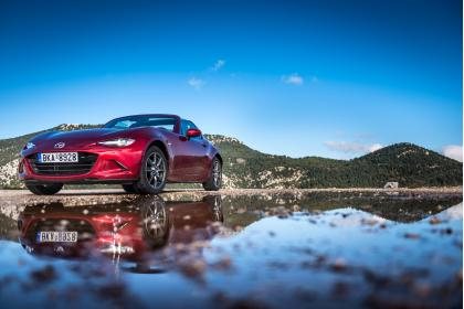 Mazda MX-5 RF 1.5 Skyactiv G 132Ps