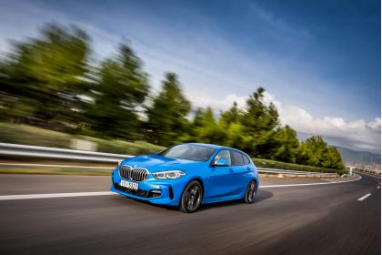 Test BMW 116d M Sport Steptronic 116Ps
