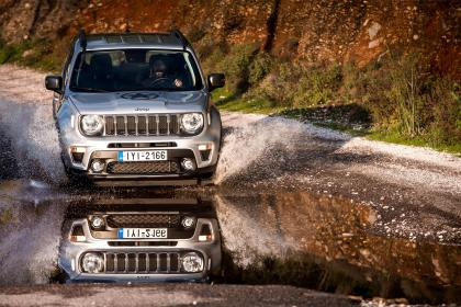 Jeep Renegade Limited 1.3T 4WD 9AΤ 180PS